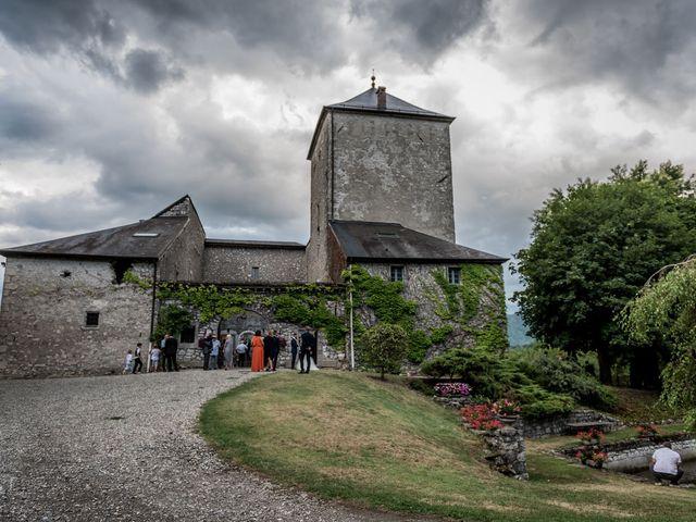 Le mariage de Nodari et Anna à Cruet, Savoie 43