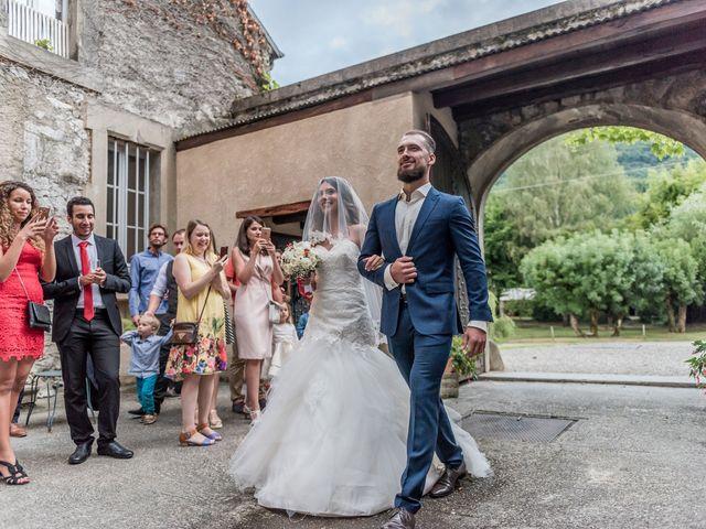 Le mariage de Nodari et Anna à Cruet, Savoie 44