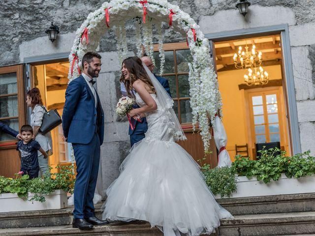 Le mariage de Nodari et Anna à Cruet, Savoie 45
