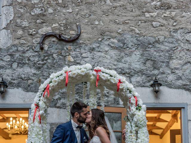 Le mariage de Nodari et Anna à Cruet, Savoie 46