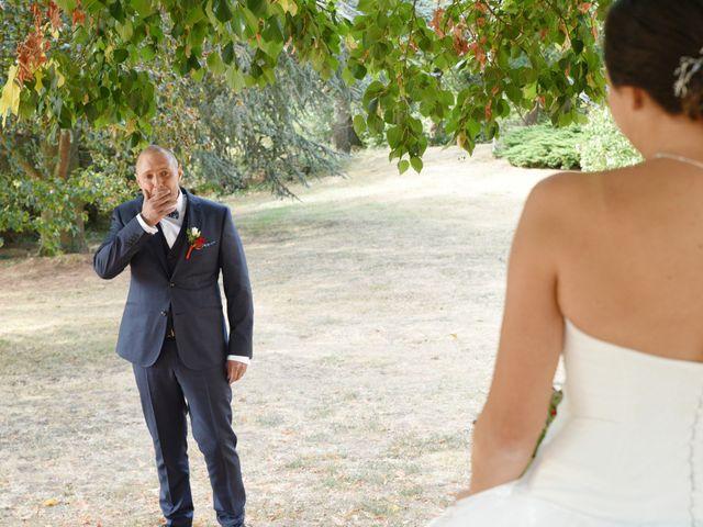 Le mariage de Guillaume et Alexandra à Pélussin, Loire 20