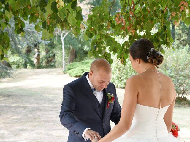 Le mariage de Guillaume et Alexandra à Pélussin, Loire 21