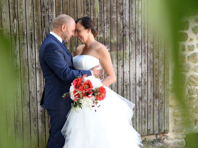 Le mariage de Guillaume et Alexandra à Pélussin, Loire 27