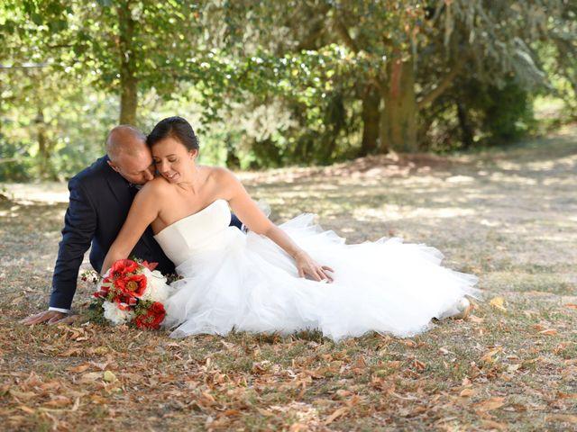 Le mariage de Guillaume et Alexandra à Pélussin, Loire 45