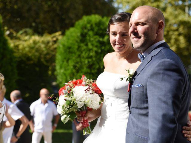 Le mariage de Guillaume et Alexandra à Pélussin, Loire 60