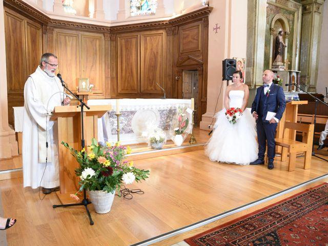 Le mariage de Guillaume et Alexandra à Pélussin, Loire 63