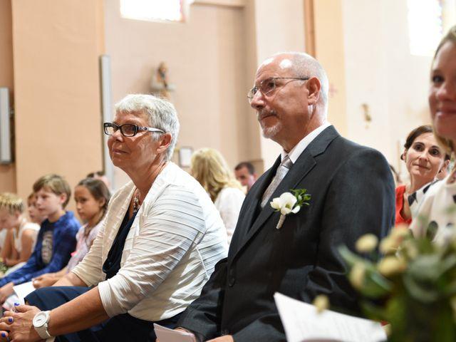 Le mariage de Guillaume et Alexandra à Pélussin, Loire 65