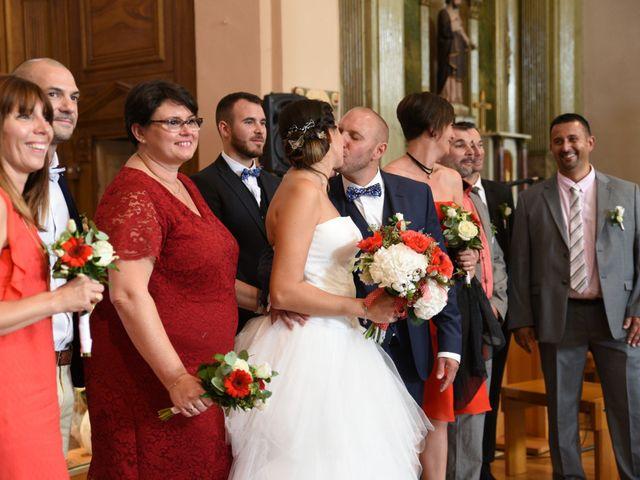 Le mariage de Guillaume et Alexandra à Pélussin, Loire 79