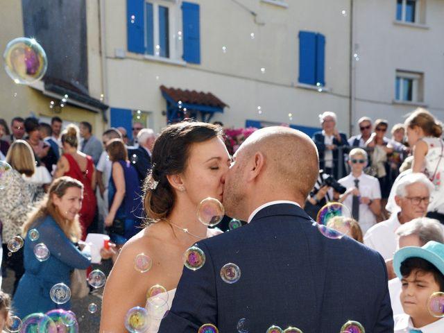 Le mariage de Guillaume et Alexandra à Pélussin, Loire 86