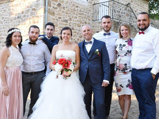Le mariage de Guillaume et Alexandra à Pélussin, Loire 89