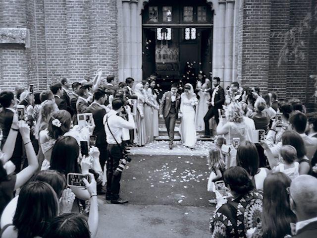Le mariage de David et Elodie à Vauchelles-lès-Domart, Somme 21
