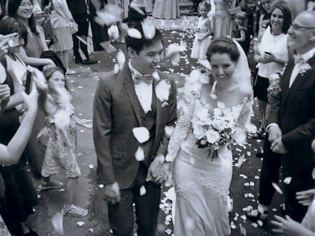 Le mariage de Elodie et David