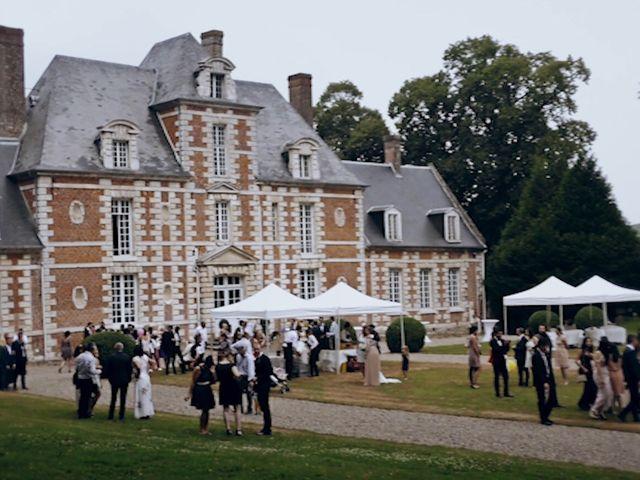 Le mariage de David et Elodie à Vauchelles-lès-Domart, Somme 24