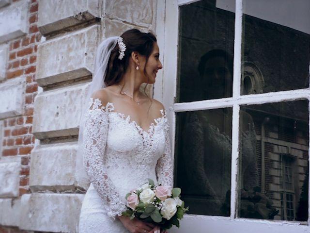 Le mariage de David et Elodie à Vauchelles-lès-Domart, Somme 26
