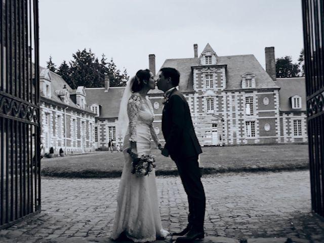 Le mariage de David et Elodie à Vauchelles-lès-Domart, Somme 30