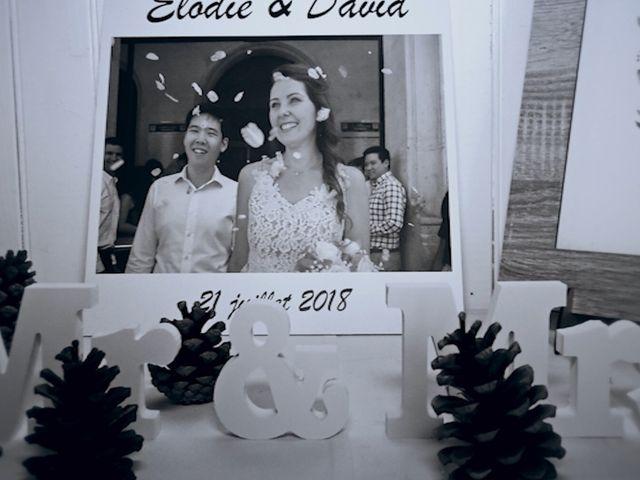 Le mariage de David et Elodie à Vauchelles-lès-Domart, Somme 31