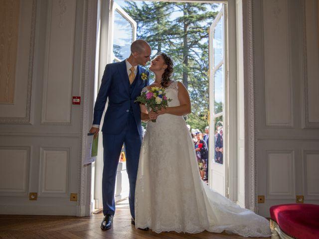 Le mariage de Romain et Laure à Mérignac, Gironde 50