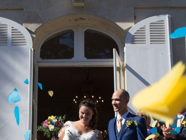 Le mariage de Romain et Laure à Mérignac, Gironde 54