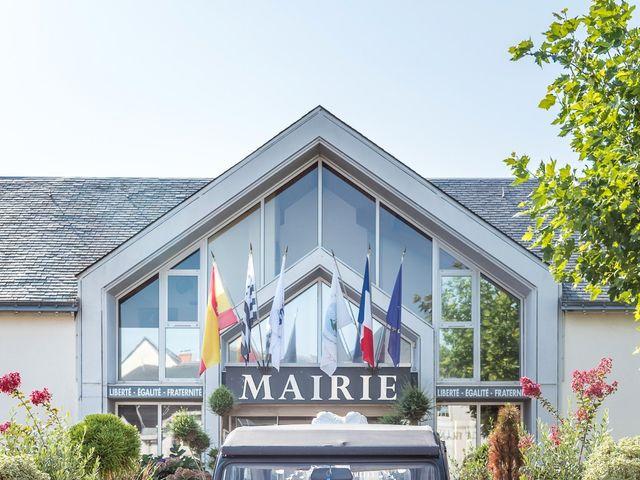 Le mariage de David et Céline à Piriac-sur-Mer, Loire Atlantique 4