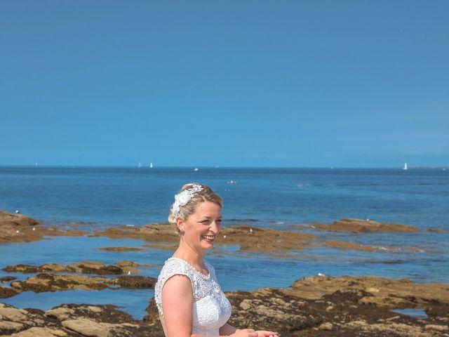 Le mariage de David et Céline à Piriac-sur-Mer, Loire Atlantique 14