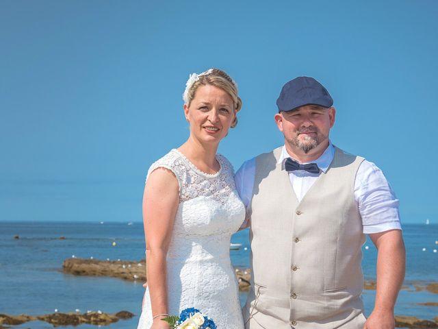 Le mariage de David et Céline à Piriac-sur-Mer, Loire Atlantique 15