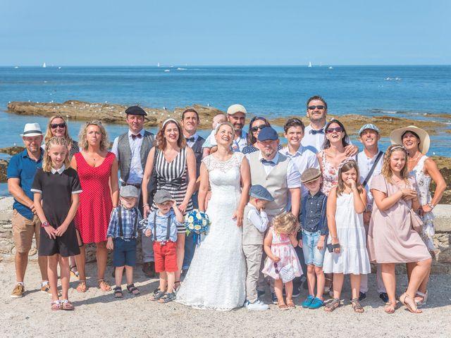Le mariage de David et Céline à Piriac-sur-Mer, Loire Atlantique 16