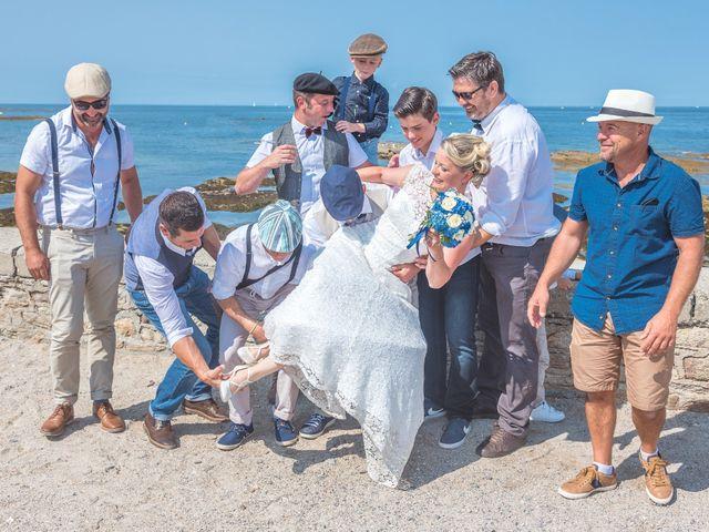 Le mariage de David et Céline à Piriac-sur-Mer, Loire Atlantique 19