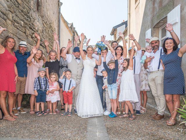 Le mariage de David et Céline à Piriac-sur-Mer, Loire Atlantique 22
