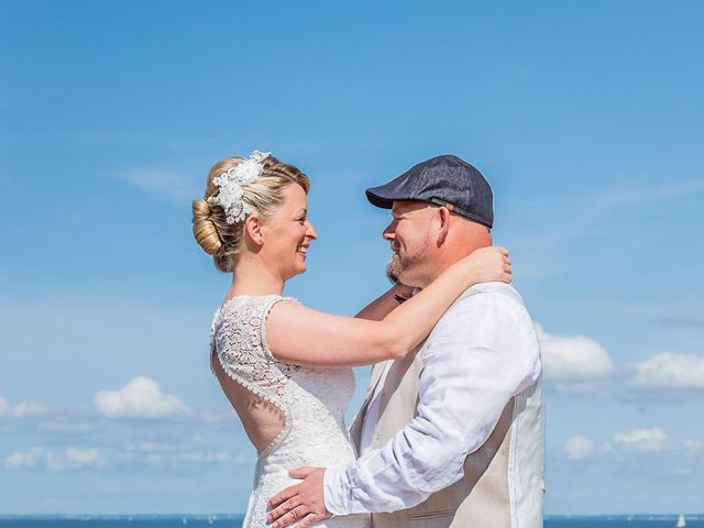 Le mariage de David et Céline à Piriac-sur-Mer, Loire Atlantique 35