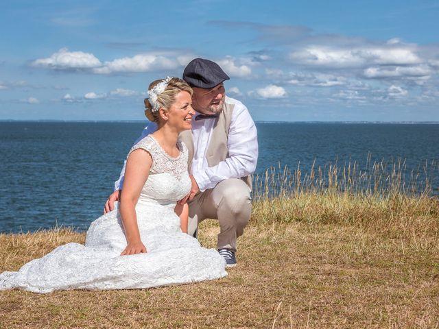 Le mariage de David et Céline à Piriac-sur-Mer, Loire Atlantique 36
