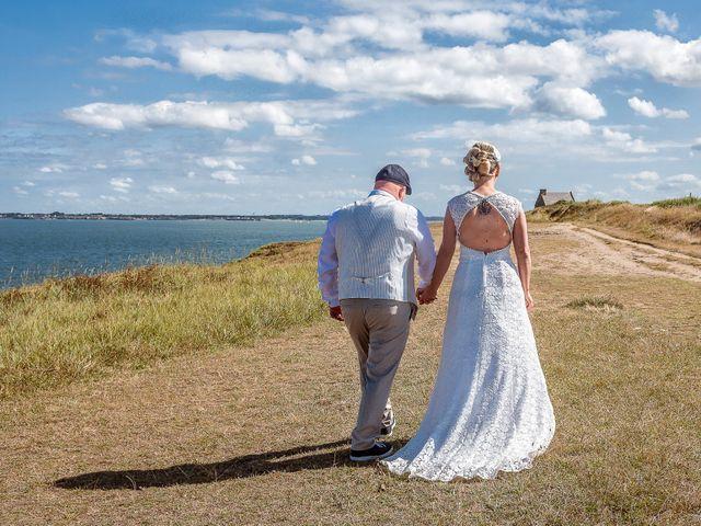 Le mariage de David et Céline à Piriac-sur-Mer, Loire Atlantique 37