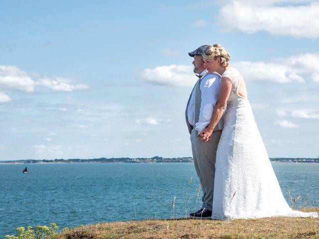 Le mariage de David et Céline à Piriac-sur-Mer, Loire Atlantique 1