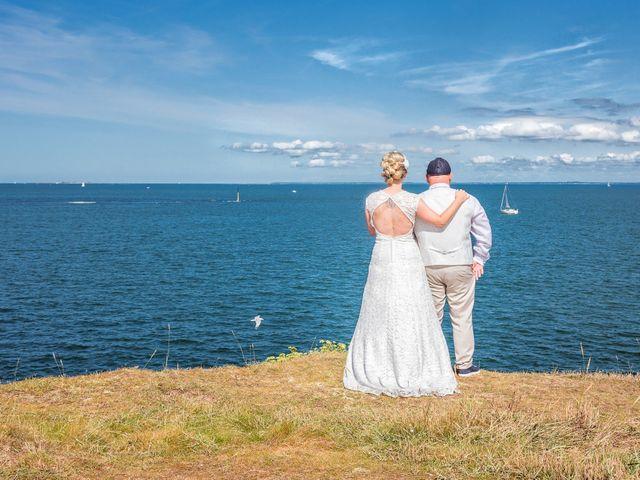 Le mariage de David et Céline à Piriac-sur-Mer, Loire Atlantique 38