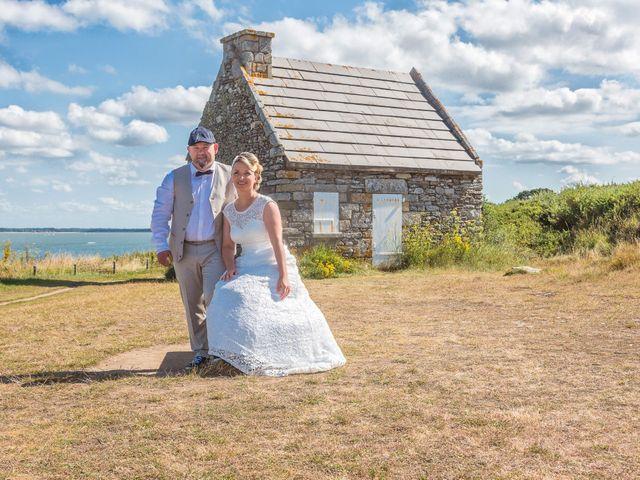 Le mariage de David et Céline à Piriac-sur-Mer, Loire Atlantique 39