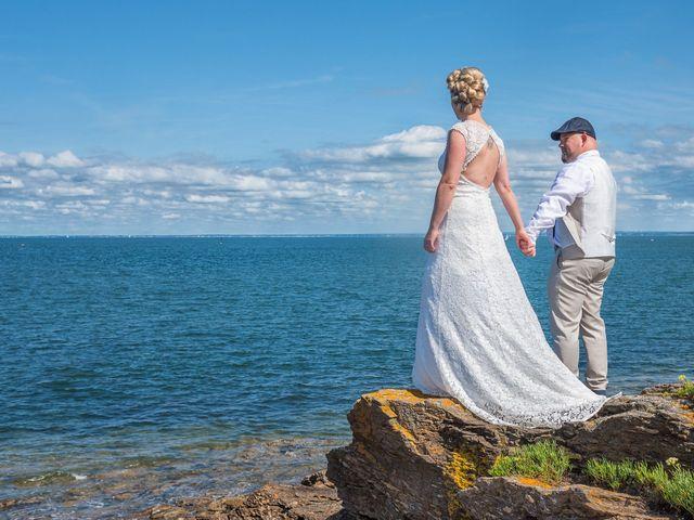 Le mariage de David et Céline à Piriac-sur-Mer, Loire Atlantique 40