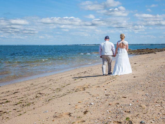 Le mariage de David et Céline à Piriac-sur-Mer, Loire Atlantique 42
