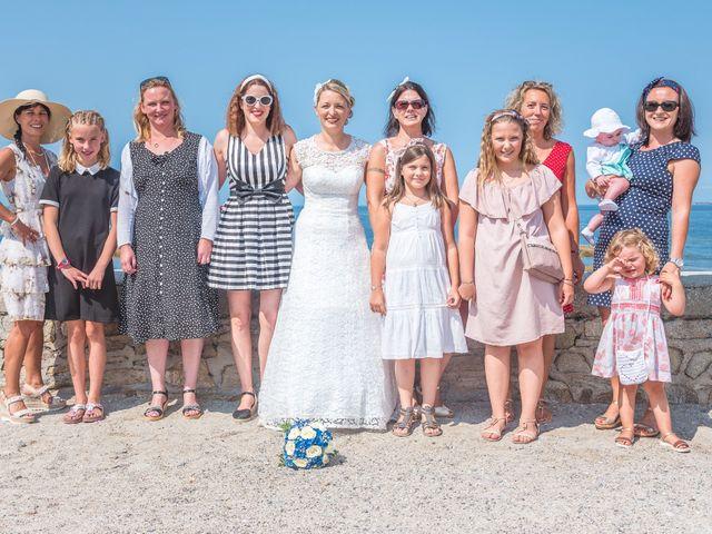 Le mariage de David et Céline à Piriac-sur-Mer, Loire Atlantique 18
