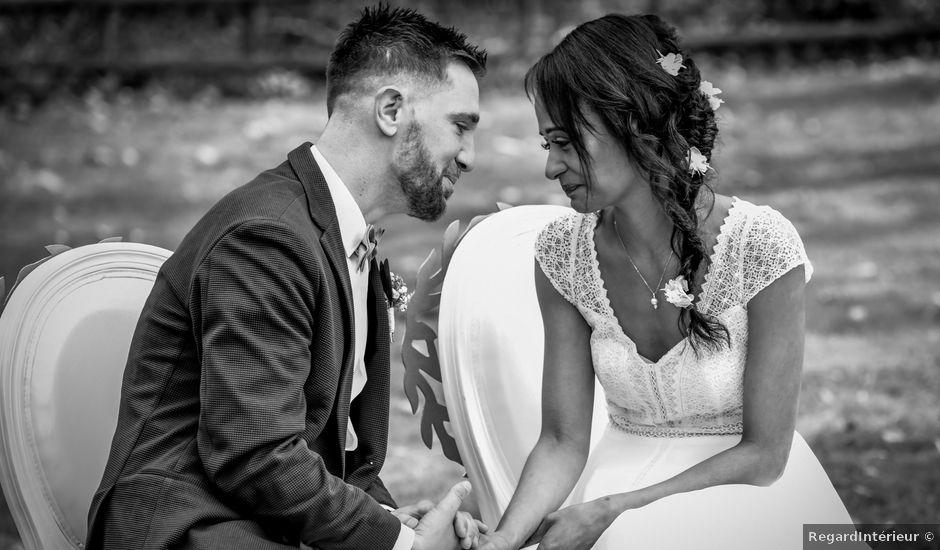 Le mariage de Florian et Carla à Saumur, Maine et Loire