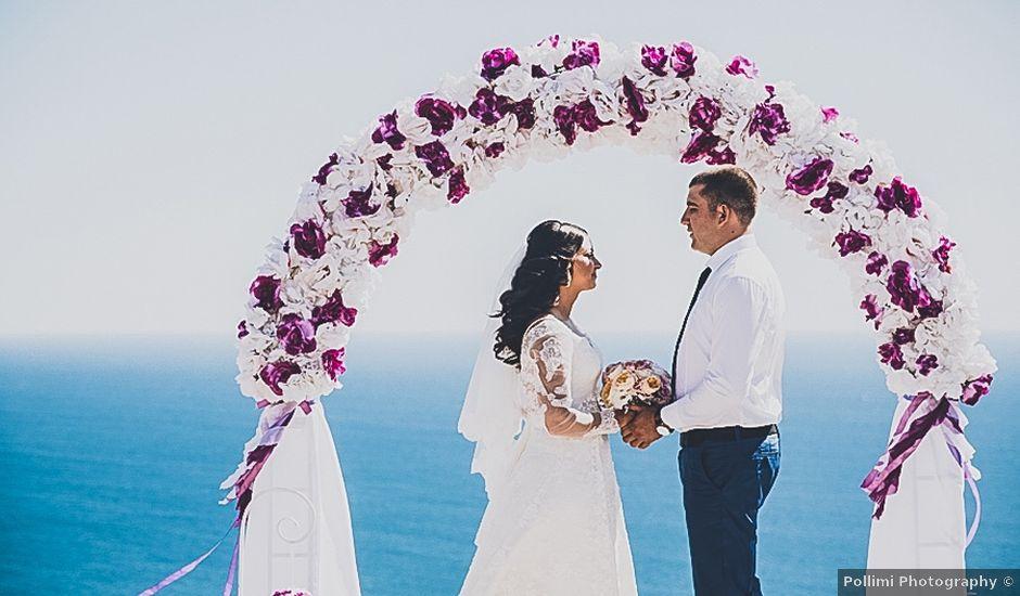 Le mariage de Dima et Sveta à Juan-les-Pins, Alpes-Maritimes