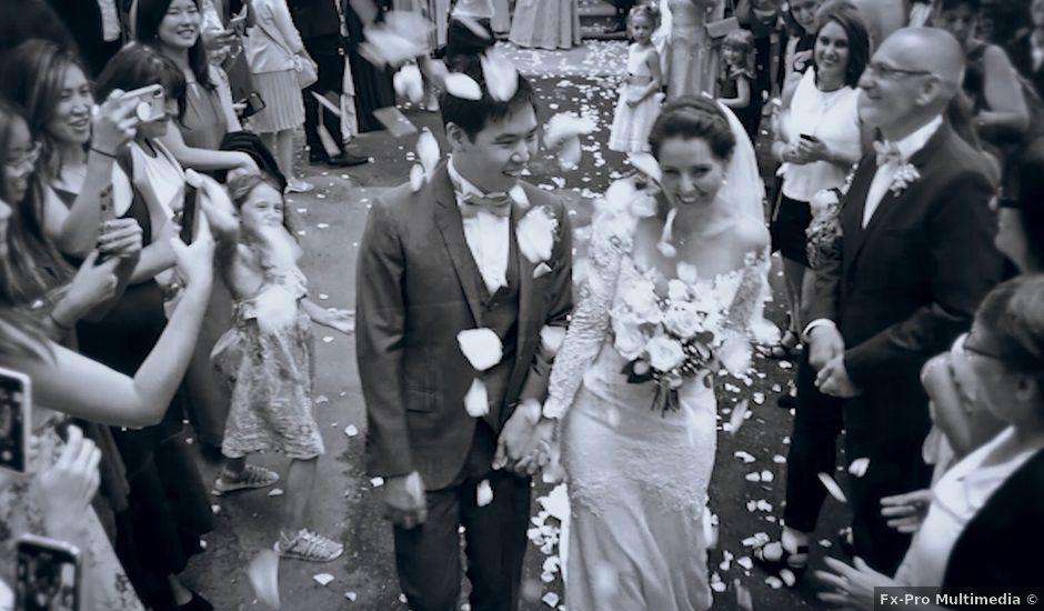 Le mariage de David et Elodie à Vauchelles-lès-Domart, Somme