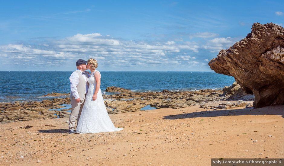 Le mariage de David et Céline à Piriac-sur-Mer, Loire Atlantique