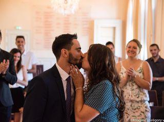 Le mariage de Coralie et Bruno 3