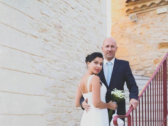 Le mariage de Éric et Lyudmila à Montpellier, Hérault 3
