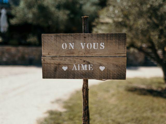 Le mariage de Philippe et Marie-Véronique à Entrecasteaux, Var 4