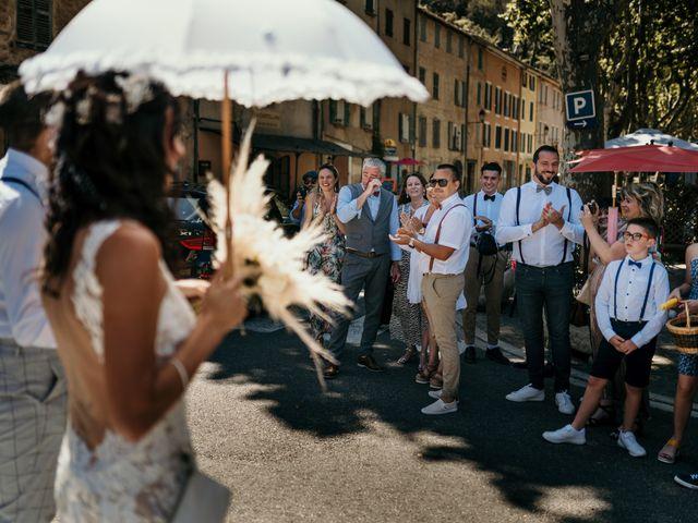 Le mariage de Philippe et Marie-Véronique à Entrecasteaux, Var 26
