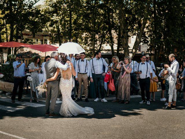 Le mariage de Philippe et Marie-Véronique à Entrecasteaux, Var 28