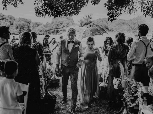 Le mariage de Philippe et Marie-Véronique à Entrecasteaux, Var 44