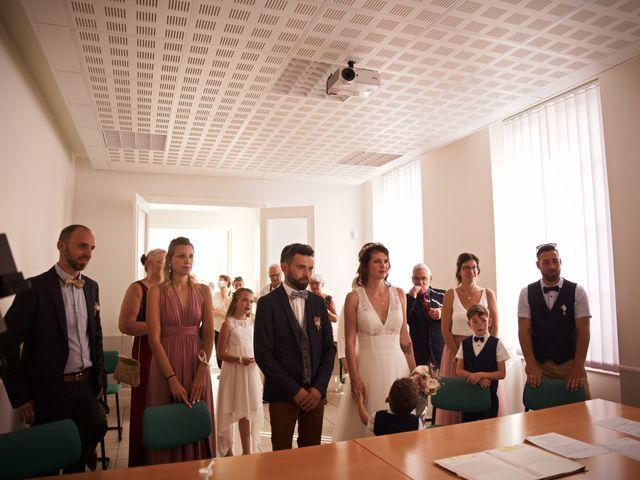 Le mariage de Jérémy et Vanessa à Ancenis, Loire Atlantique 23