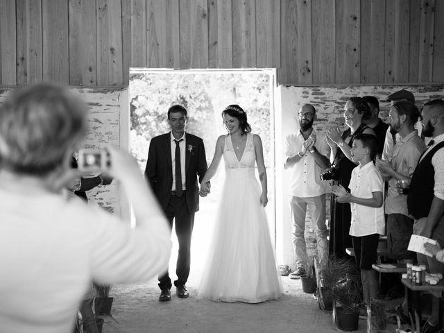 Le mariage de Jérémy et Vanessa à Ancenis, Loire Atlantique 37