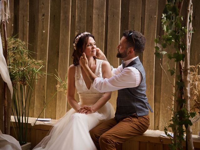 Le mariage de Vanessa et Jérémy